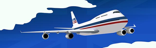 літак Boeing 747
