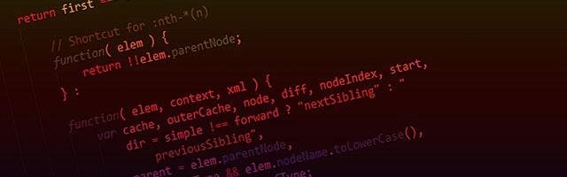 програмний код JavaScript