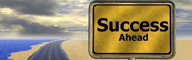 успіх попереду