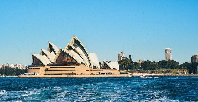 оперний театр у Сіднеї