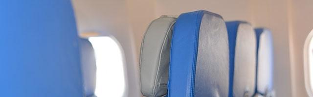 сидіння в літаку