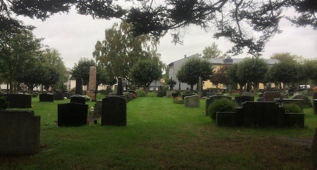 цвинтар у Норвегії