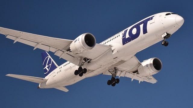 Boeing 787 авіакомпанії LOT