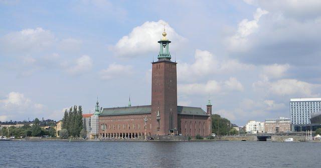 ратуша Стокгольма