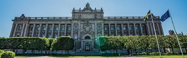 парламент Швеції