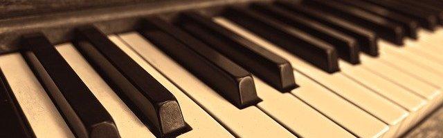 клавіші фортепіано
